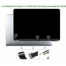 Lcd Macbook  A1502 Early 2015 Display Full